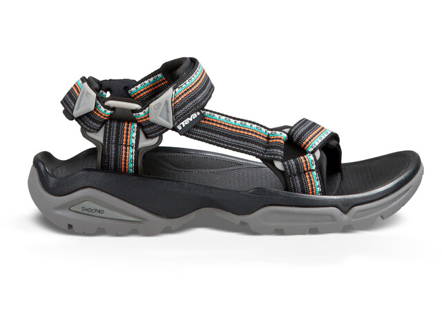 Teva W's Terra FI 4 Sandals La Manta Black